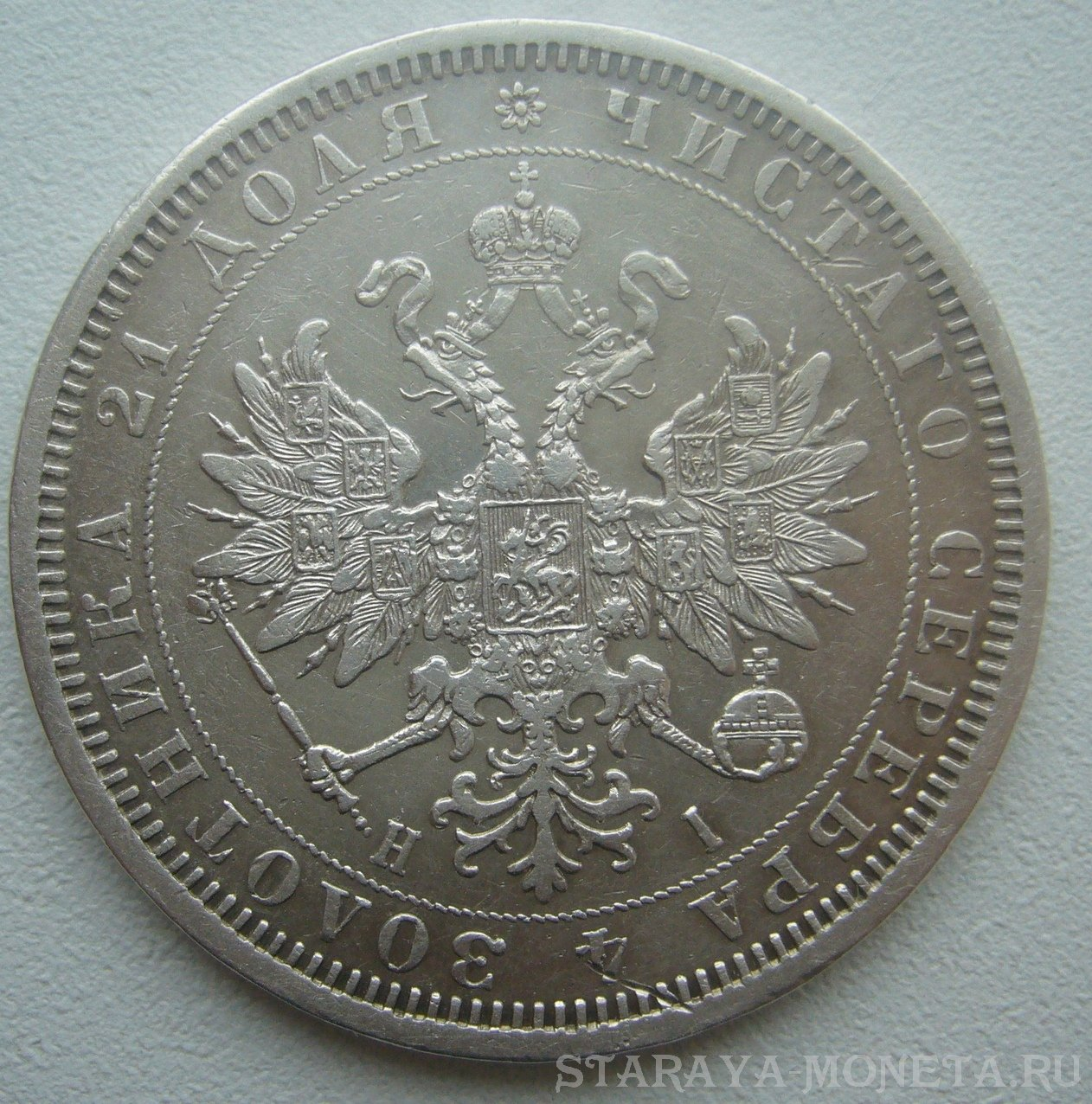 все монеты 1877г