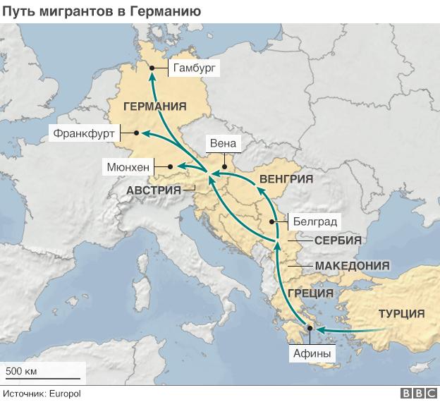 Остров Шпицберген, 10 разменных знаков 2015 г. СПМД, приток мигрантов в страны Евросоюза