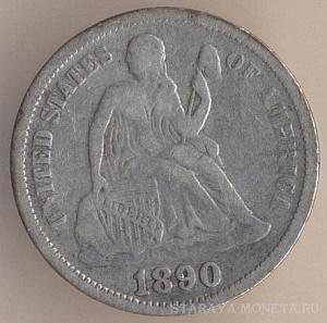 Американский цент 1950года реверс и аверс серебряная монета fifa 2018 купить